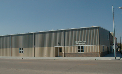 Indianola Fire Hall Design
